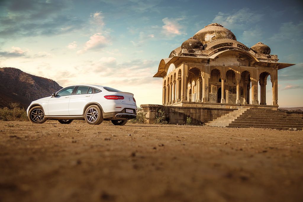 Mercedes-Benz AMG GLC 43 Coupé #WallpaperWednesday