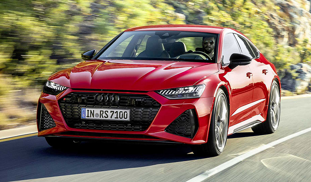 Audi unveils new RS7 Sportback ahead of the Frankfurt Motor Show