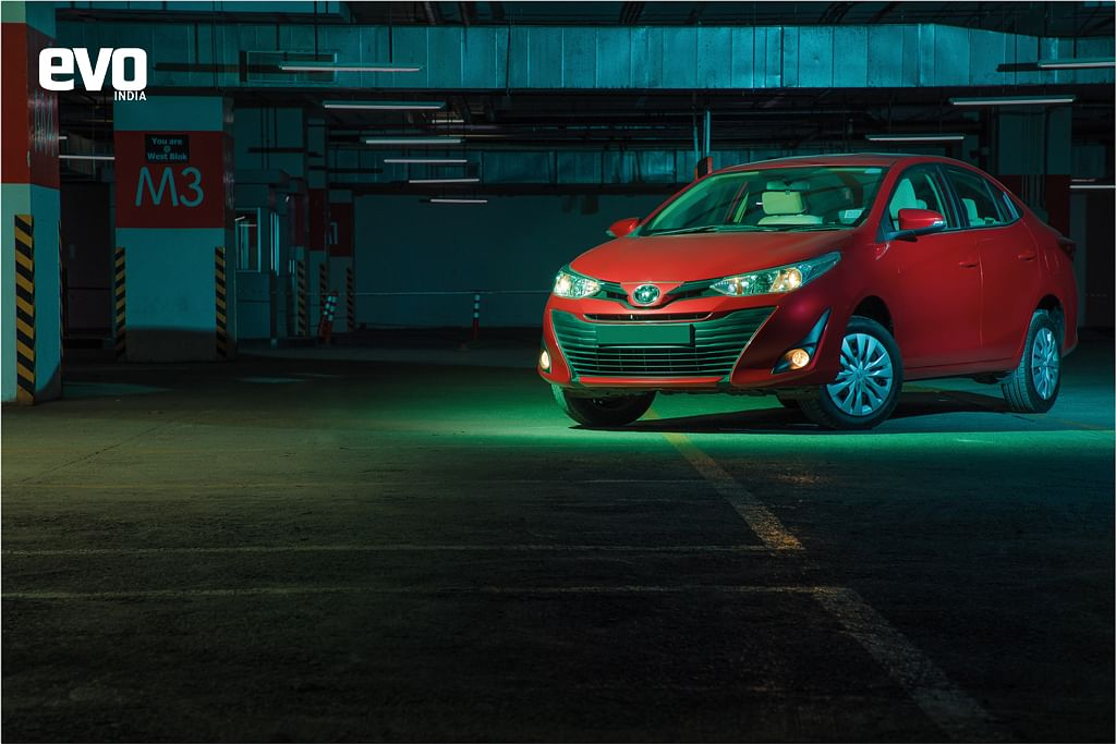 Toyota Yaris: Under the spotlight
