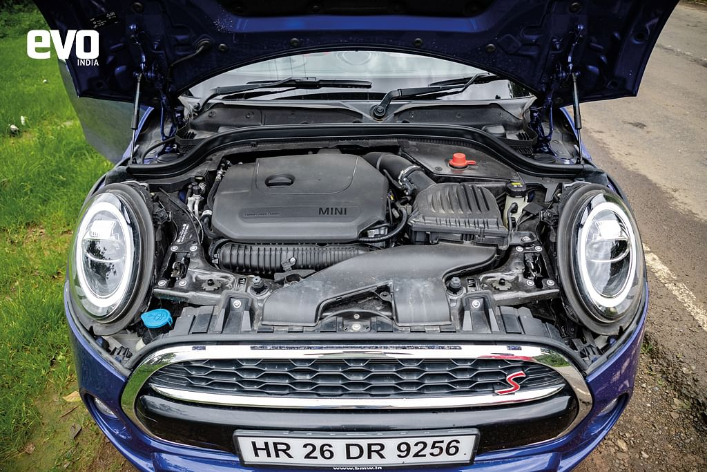 Whats under the hood?2-litres, making 189bhp and 280Nm