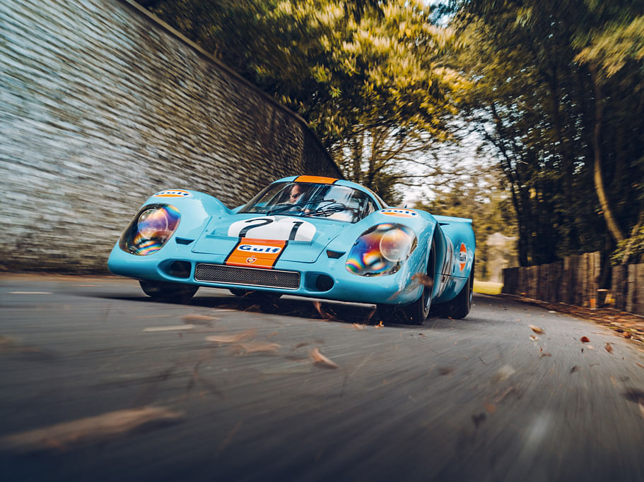 The Living Legend – Porsche 917
