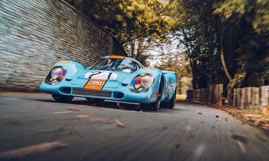 The Living Legend – Porsche 917