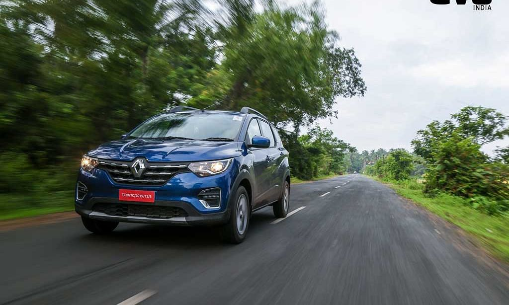 Renault Triber - First Drive Review – How good is the budget seven-seater?