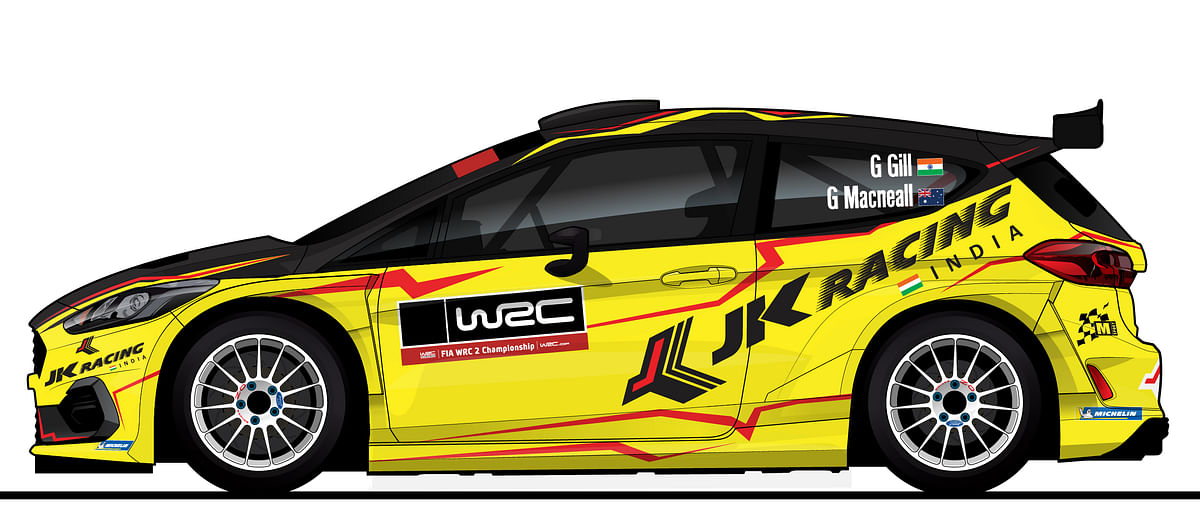 Gaurav Gill gears up for Rally of Turkey with JK Tyre Motorsport