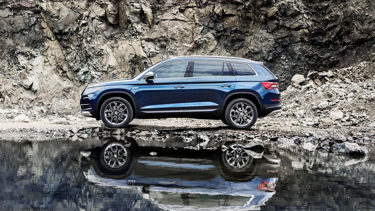 Skoda launches Kodiaq Scout in India for Rs 33.99 lakh