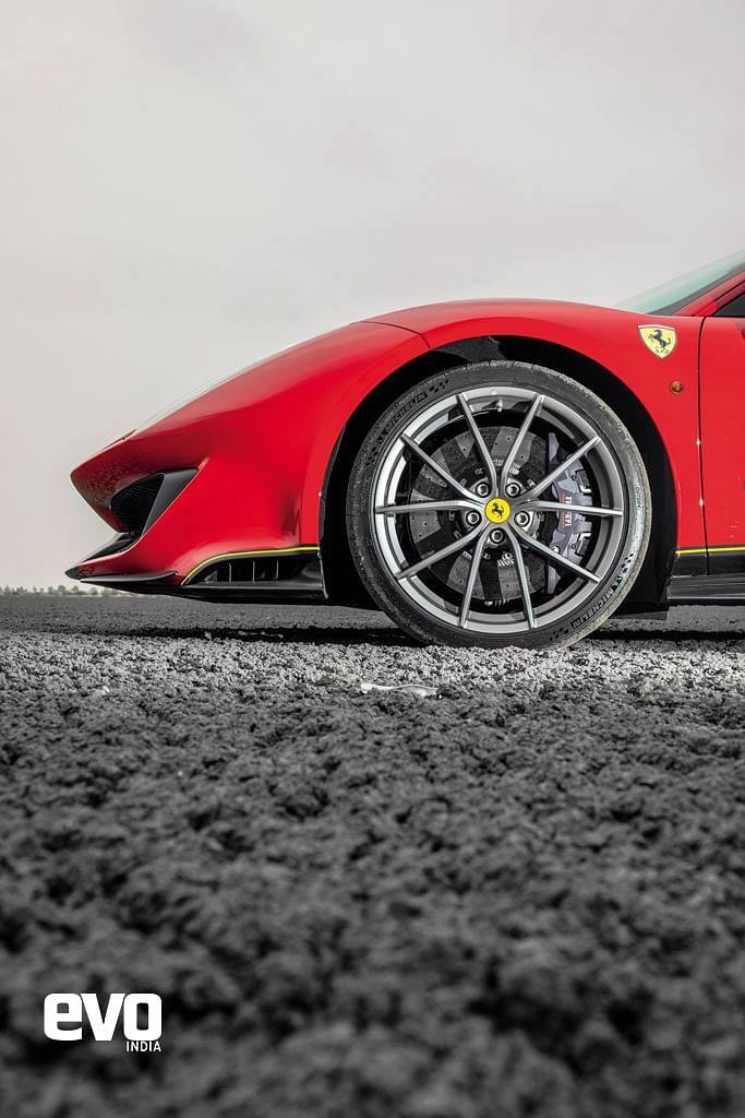 Ferrari 488 Pista - On the Rann!