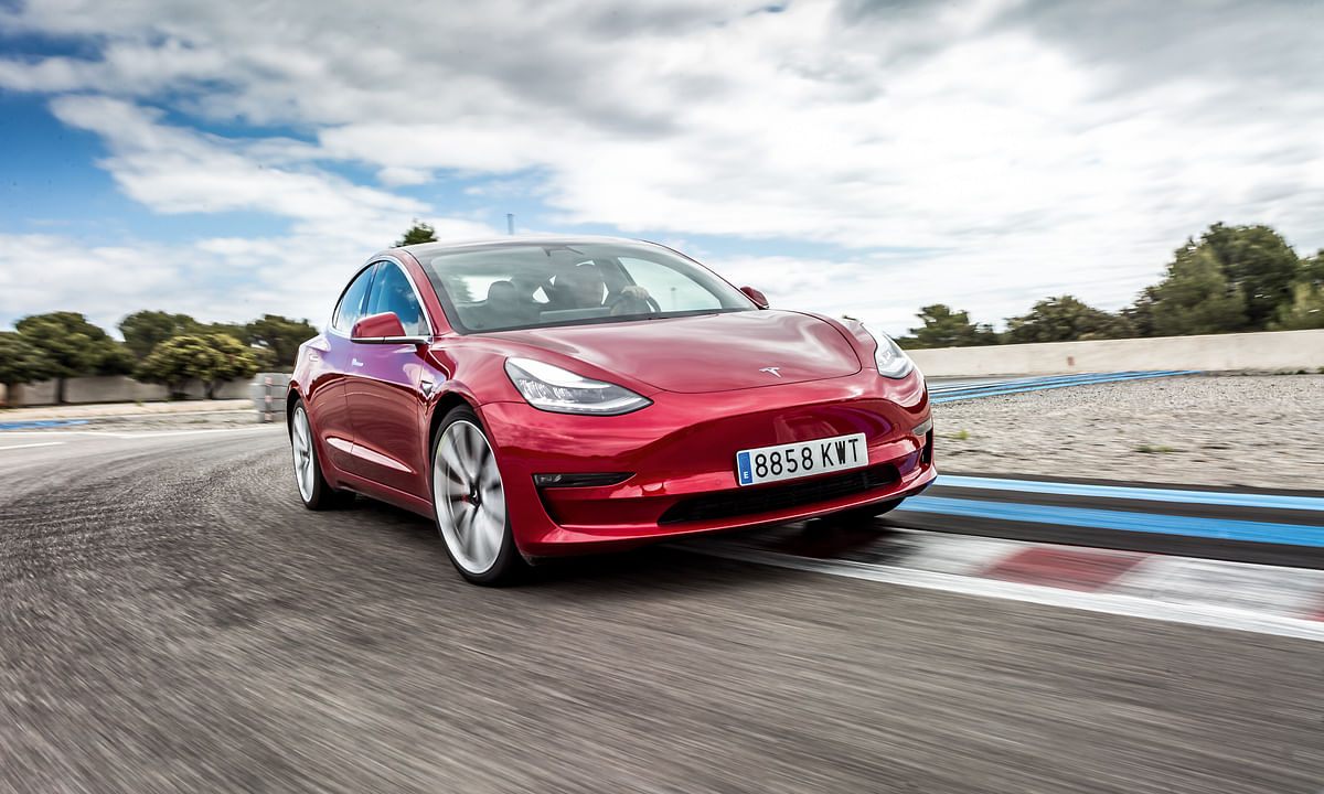 Tesla Model 3 Performance: A car full of surprises