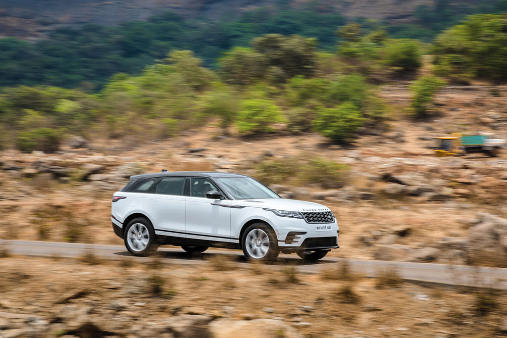 Driven: Range Rover Velar