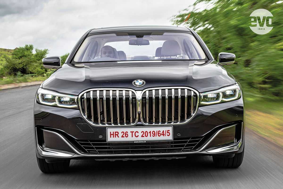 Test Drive Review: BMW 730Ld