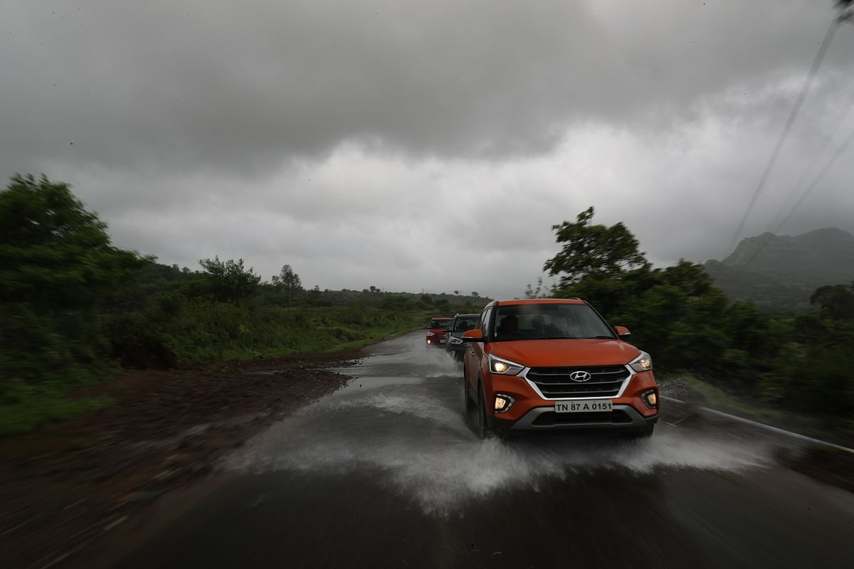 Hyundai Creta Safety Drive