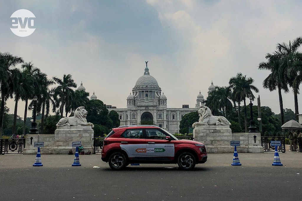 Hyundai Great India Drive blog - Day 1