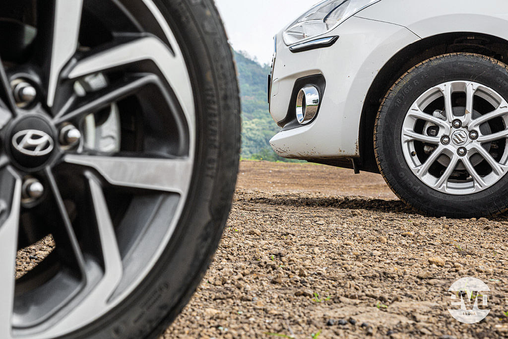 Hyundai i10 Nios v Maruti Suzuki Swift: Diesel comparison test