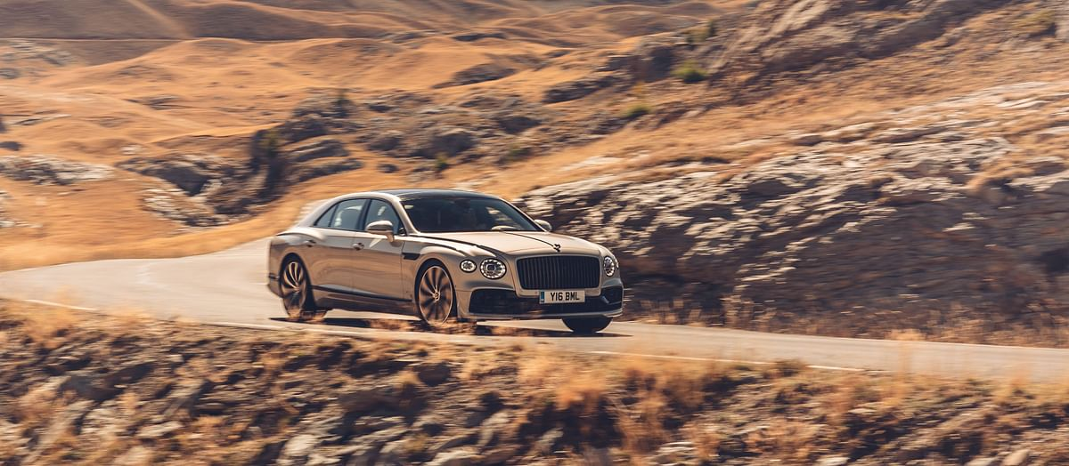 Bentley launches Blackline specification for the Flying Spur