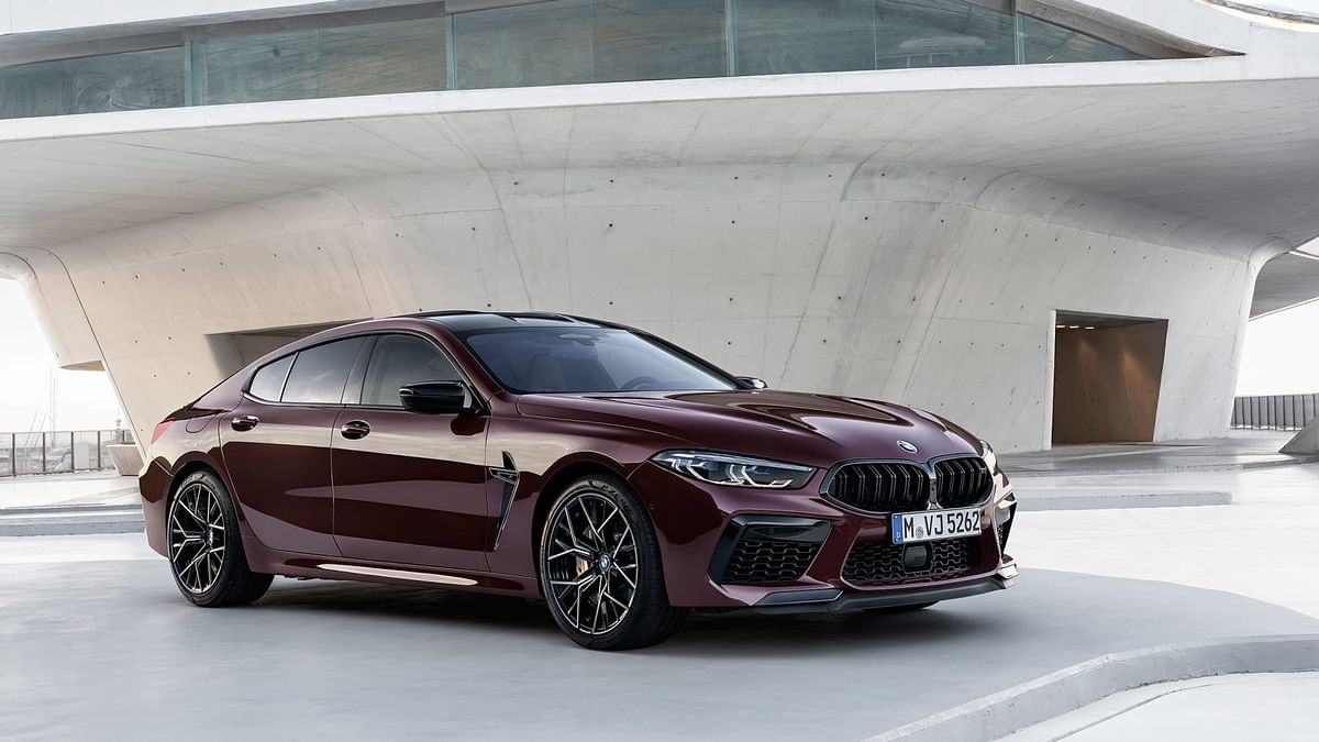 BMW M8 Competition Gran Coupe joins the flagship M range
