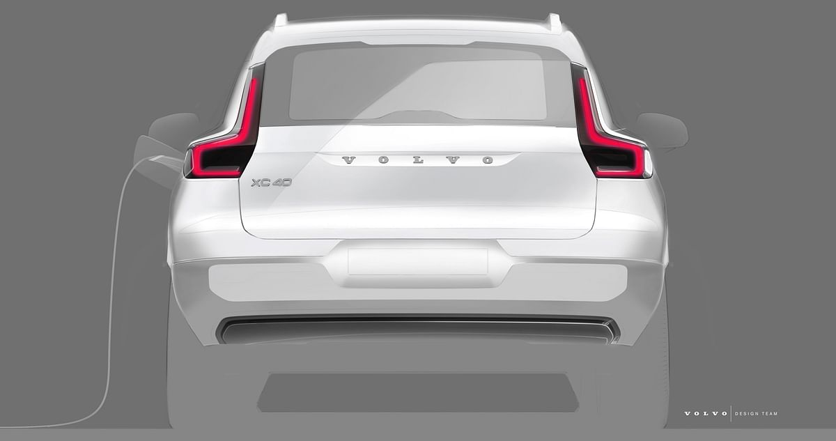 Volvo reveals more details about the electric XC40