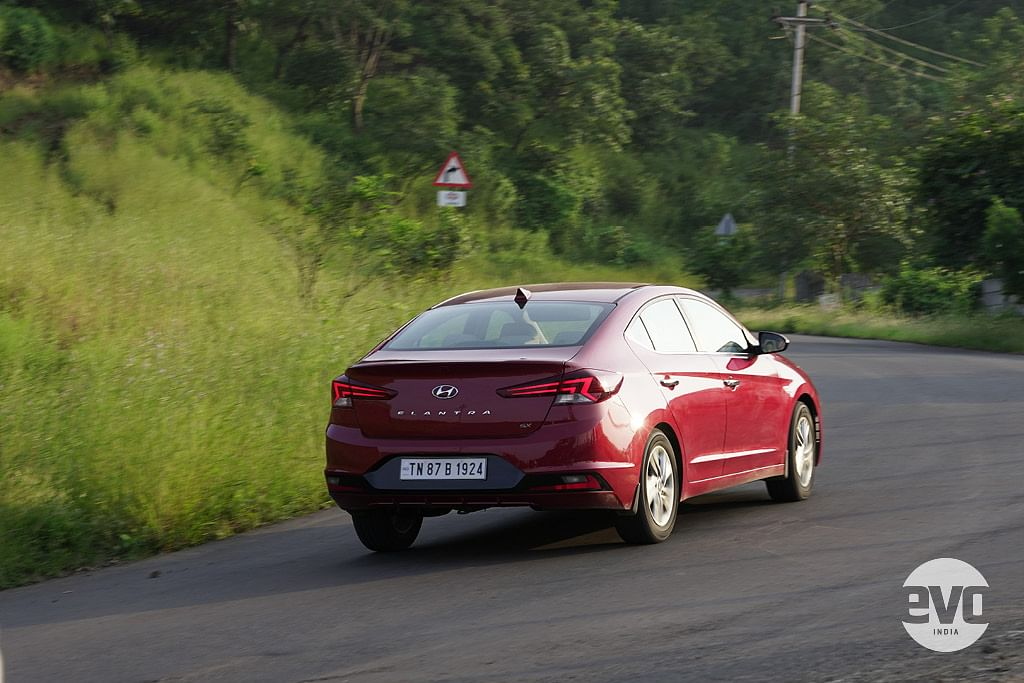 2019 Hyundai Elantra facelift - First Drive Review