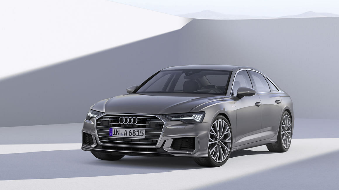 2019 Audi A6 launched at Rs 54.2 lakh - takes on the Mercedes-Benz E-Class and the BMW 5 Series