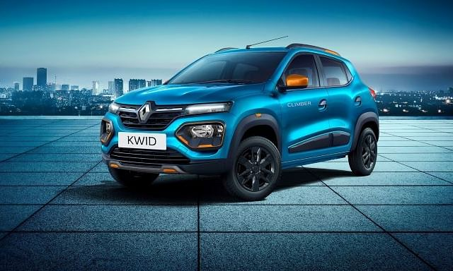 Renault Kwid facelift launched at Rs 2.83 lakh - rivals the Maruti Suzuki S-PRESSO