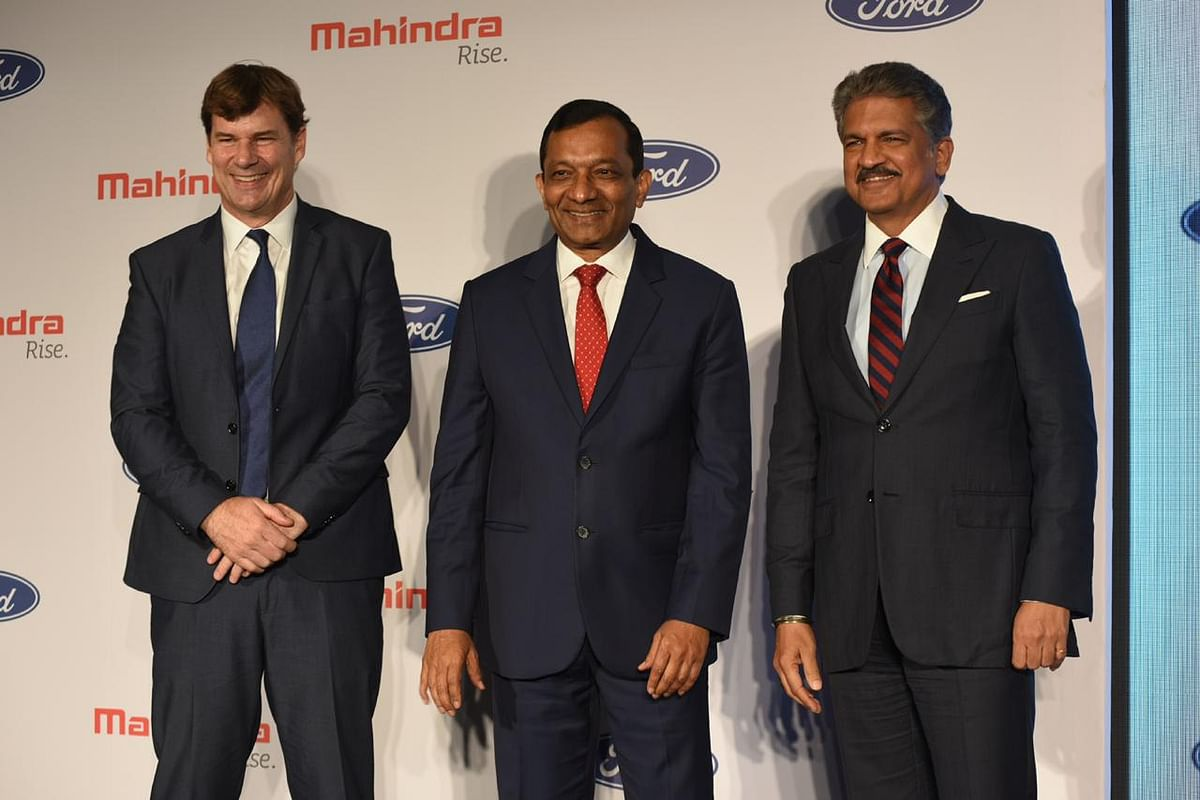 Mahindra and Ford create a new joint venture; MG Hector, Kia Seltos rival is on the charts