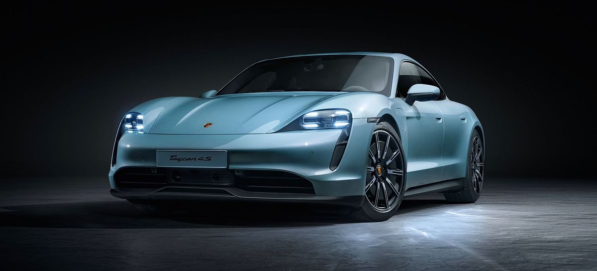 Porsche unveils more affordable Taycan 4S