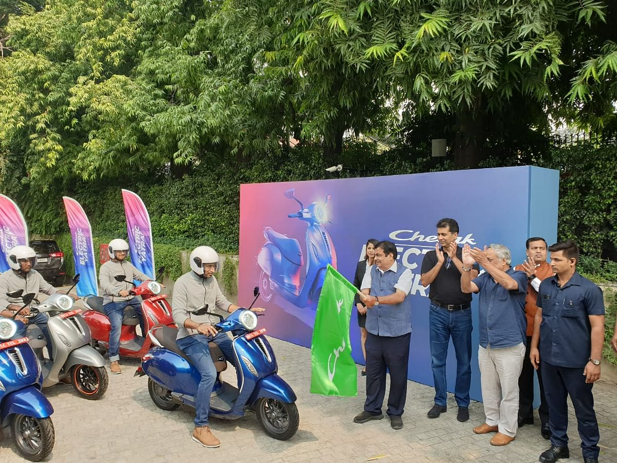 Bajaj to open bookings for Chetak from January 2020