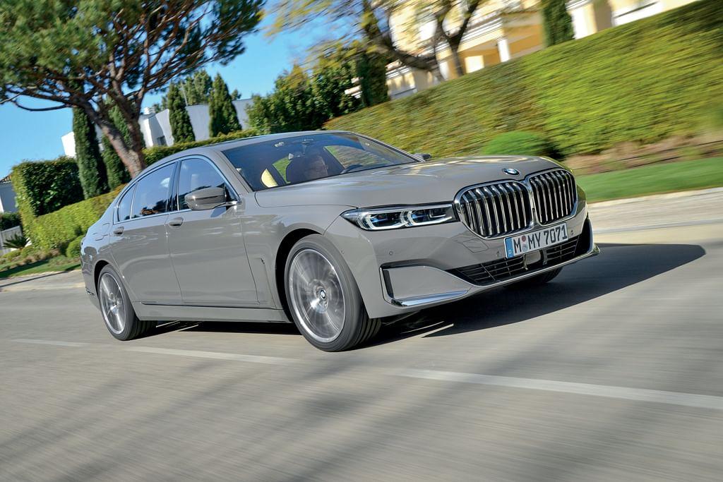 Driven: BMW 750Li xDrive