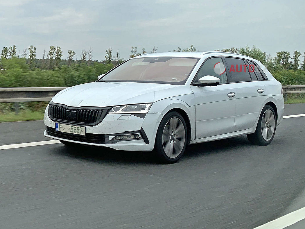 Fourth-generation Skoda Octavia to be unveiled on November 11