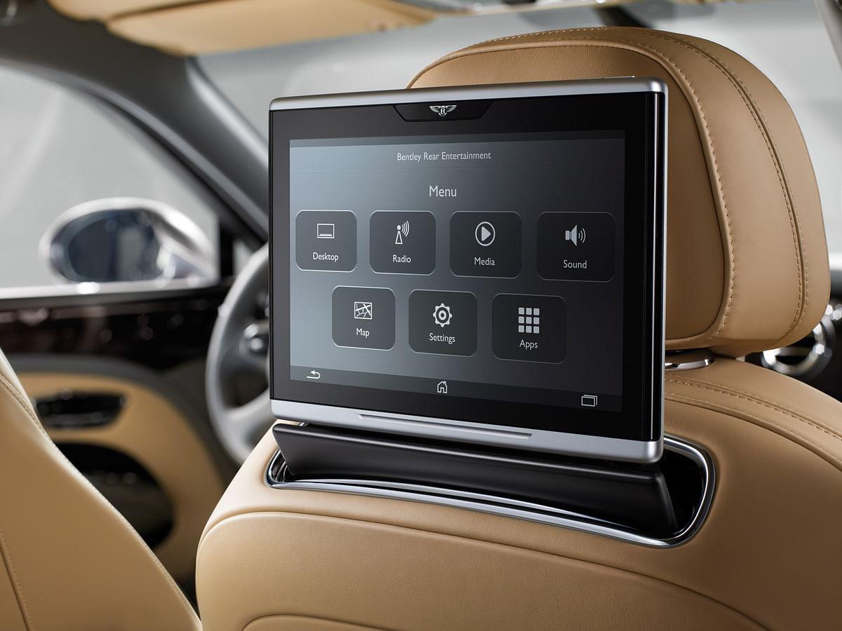 Karnataka's first Bentley Mulsanne Extended Wheelbase delivered