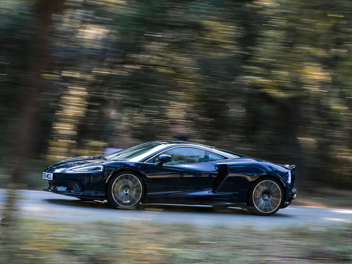 New McLaren GT review – Woking muscles-in on Aston Martin's home ground