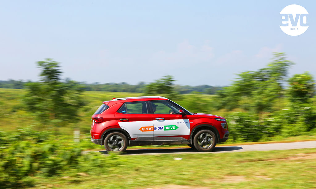 Hyundai Great India Drive: Exploring the allure of Football in the North-East
