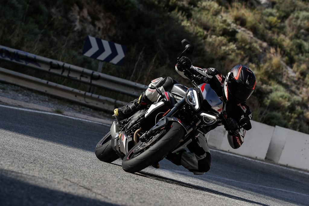 2020 Triumph Street Triple RS: First Ride Review