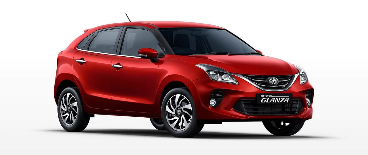 Toyota launches new entry-level variant of the Glanza
