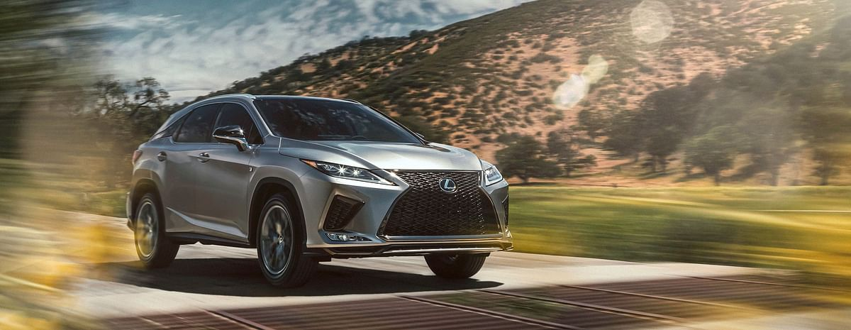 Lexus debuts new RX450hL in India