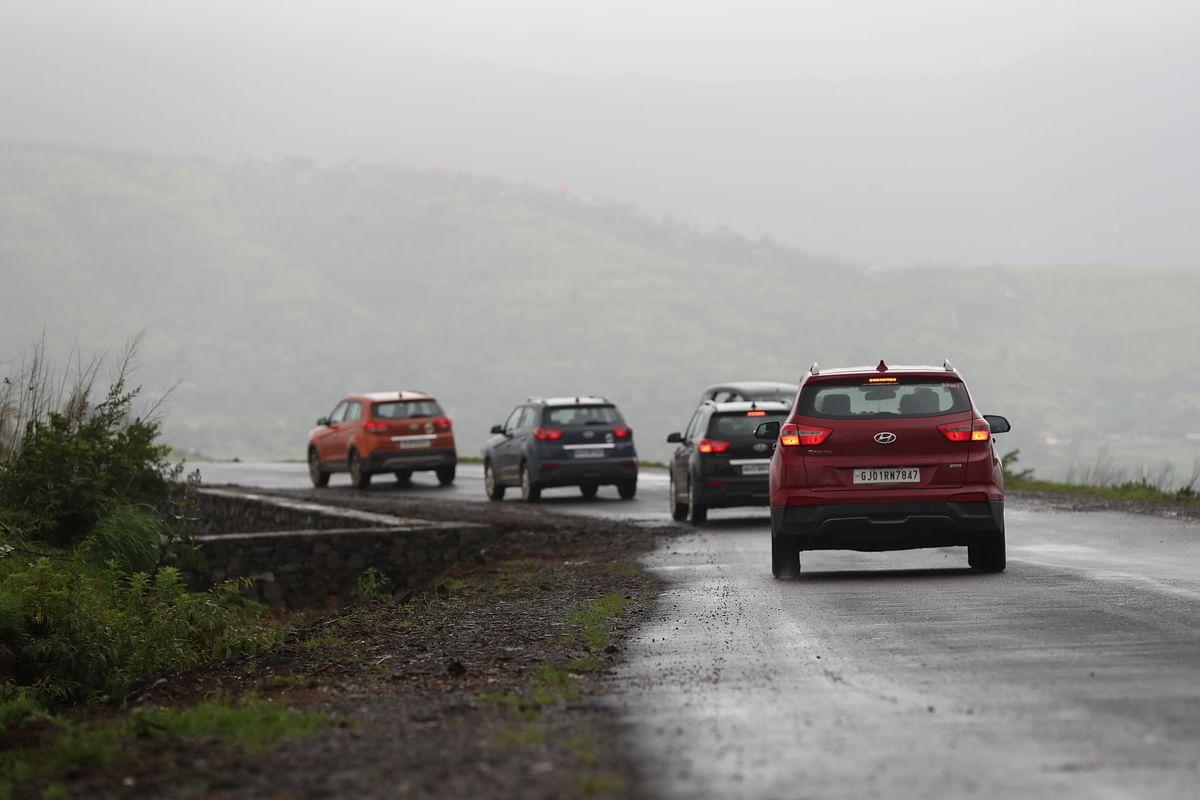 Hyundai Creta Safety Drive