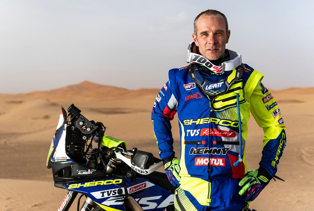 Sherco TVS announce team for Rally of Morocco