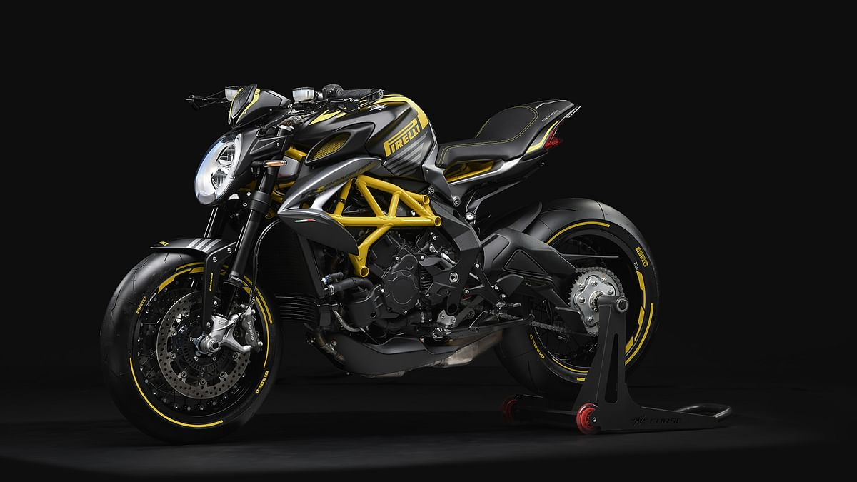 Motoroyale launches MV Agusta Dragster lineup in India from Rs 18.73 lakh