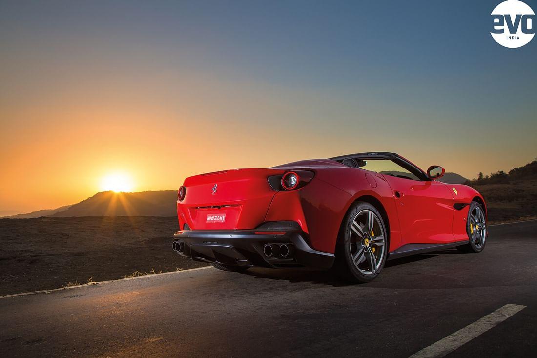 The Ferrari Portofino: A boy's dream