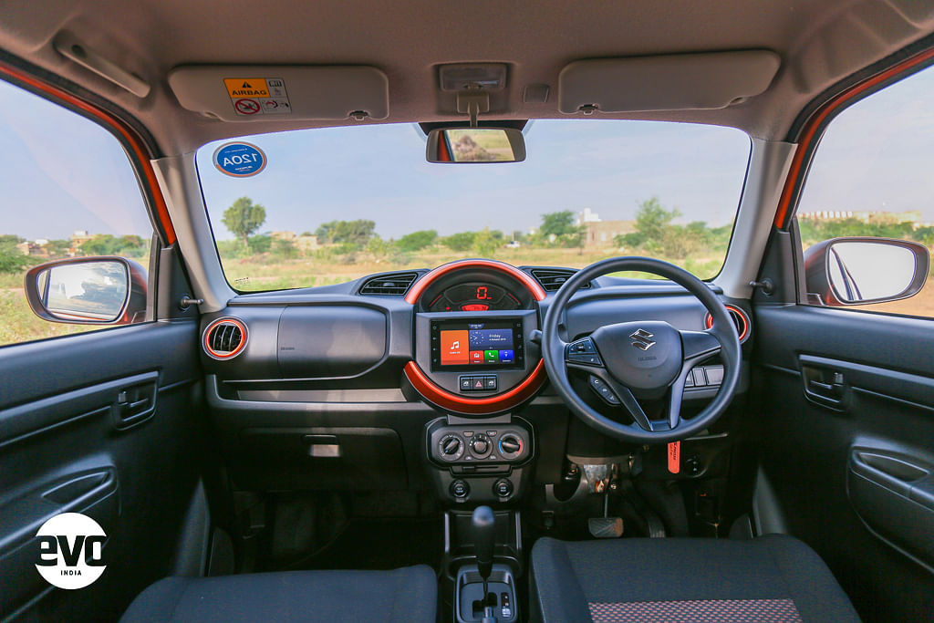 Maruti Suzuki S-Presso  - First drive review. Drives better than it looks?
