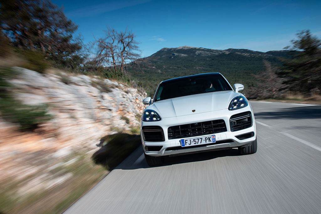 Porsche Cayenne Coupe Turbo first drive review: Sporty just got sportier