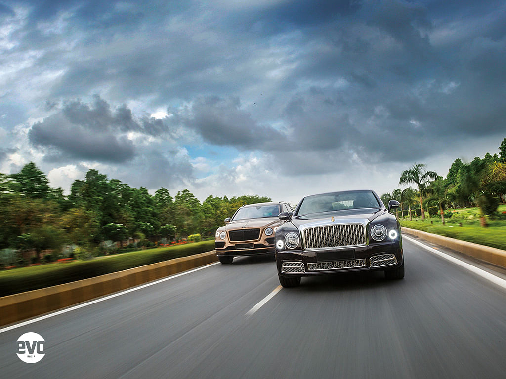 Bentley Mulsanne EWB & Bentayga #WallpaperWednesday