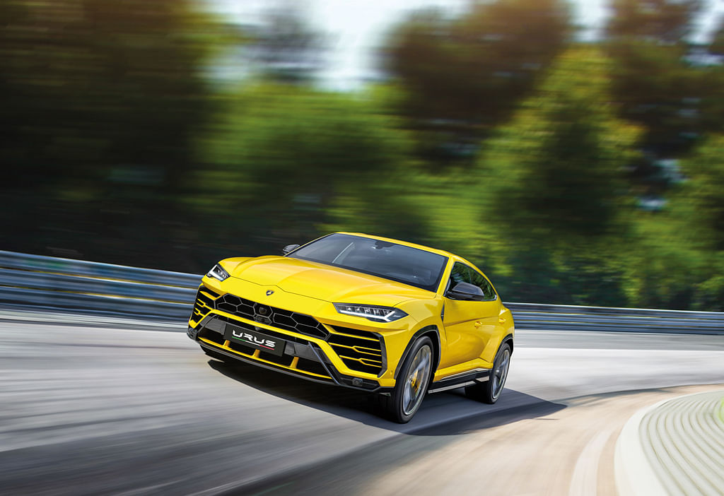 Column: Like the Lamborghini Urus?