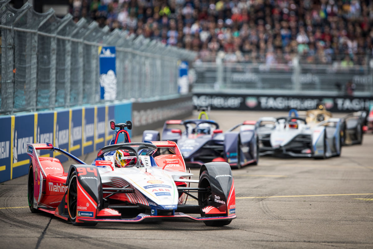 Mahindra Racing at Formula E - Season 5 wrap up