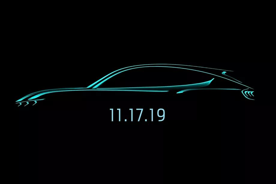Ford announces launch date for its all-electric SUV