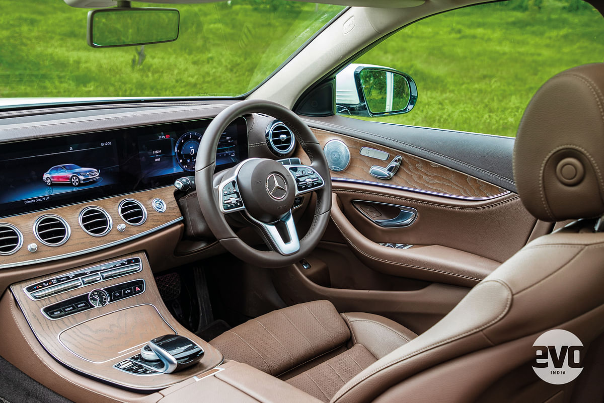 Driven: Mercedes-Benz E 220d BS 6