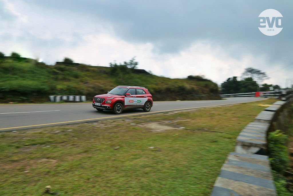 On the Shillong Highway
