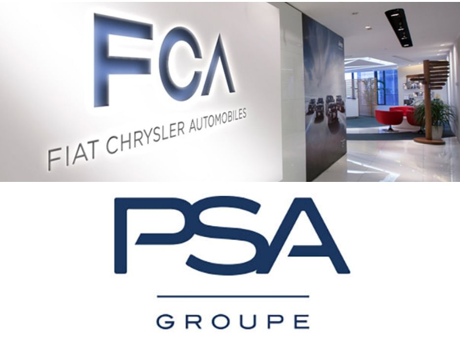 Fiat Chrysler Automobiles and PSA Groupe merge to create world's fourth largest automaker