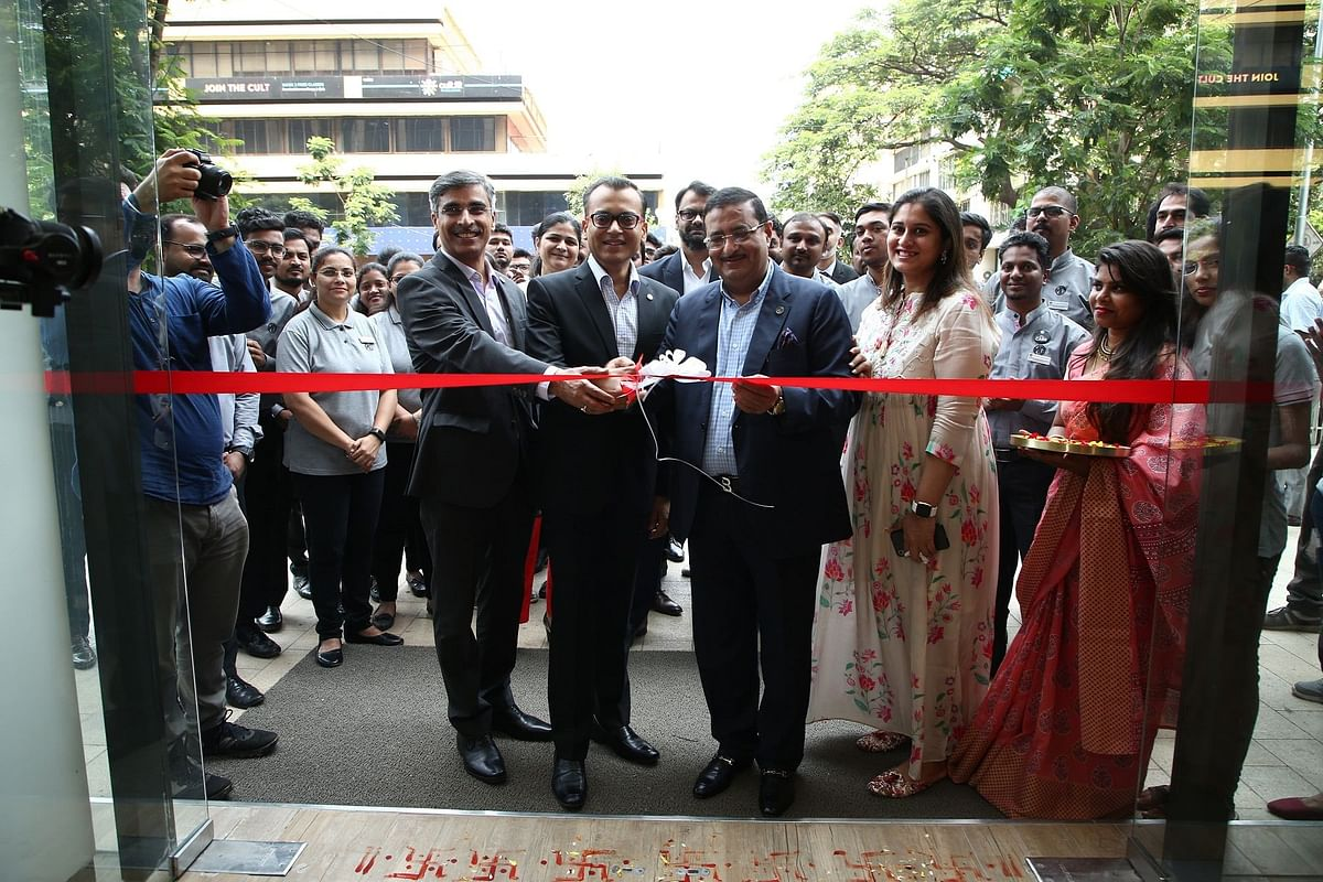 MG Motors India inaugurates second flagship Experience Store