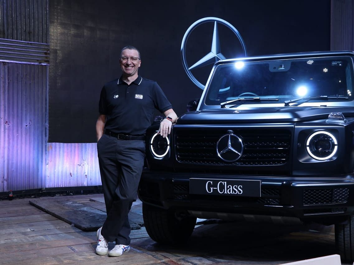 Mercedes-Benz India launches the G 350 d at Rs 1.5 crore