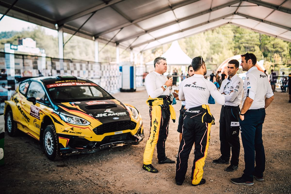 In conversation with M-Sport Team Principal, Rich Millener: Gill's return to WRC2