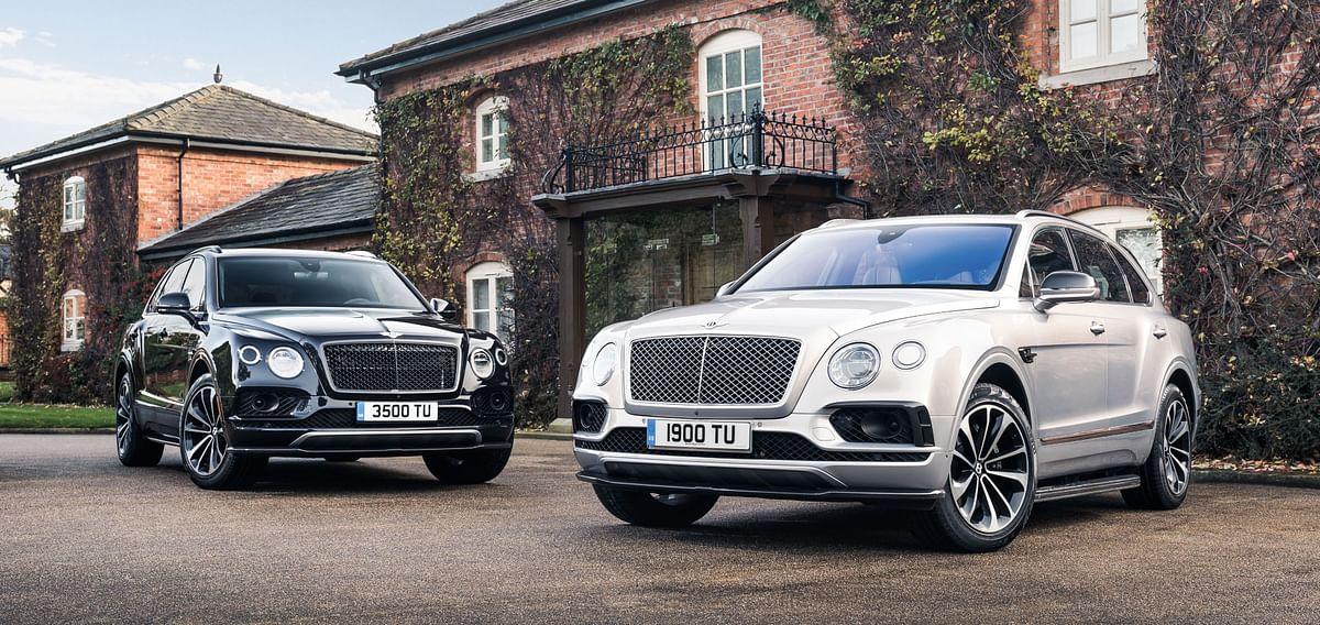 Bentley unveils seven-seat Bentayga